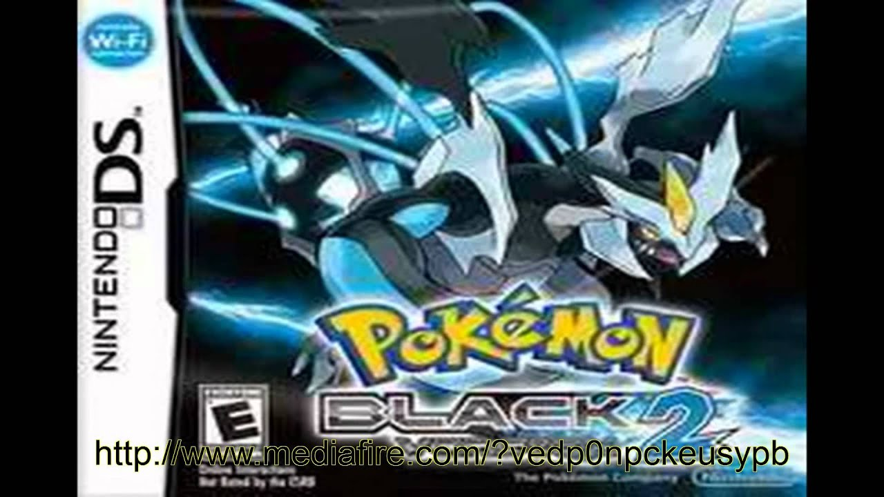 Pokemon black 2 nds rom patched