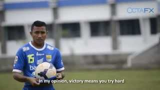 OctaFX Key to success - PERSIB team