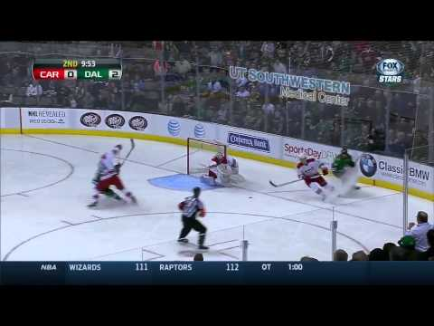 Carolina Hurricanes vs  Dallas Stars 27.02.2014
