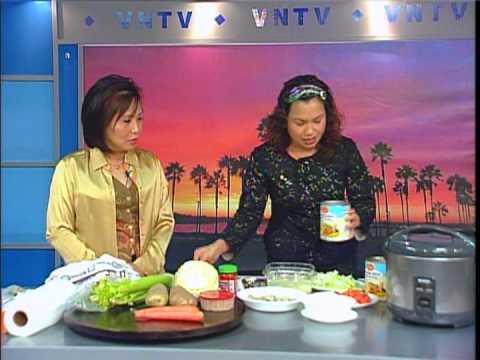 Hướng Dẫn Nấu Ăn - Cooking Show:  Soup Chay
