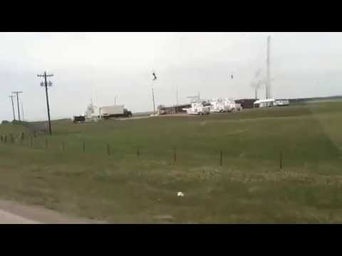 Minuteman Missile Base - Nuclear rocket silo