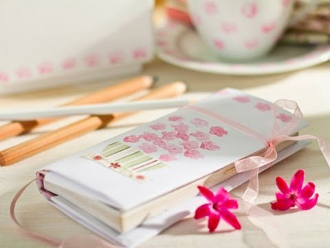 C mo decorar una libreta con washi tape youtube - Como decorar con washi tape ...