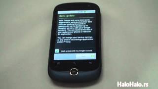Kako podesiti Android Market