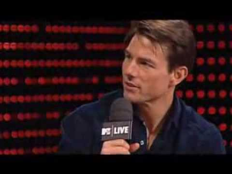 Tom Cruise can't remember his own movies!