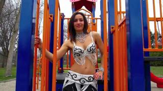 DANCETHISWEEK 12 | MONKEY BARS | MIHAELA COMAN | BELLY DANCE