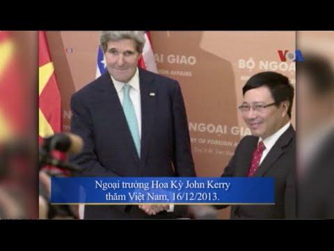 Quan hệ Việt-Mỹ và thế cân bằng trong quan hệ với các siêu cường