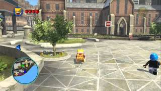 LEGO Marvel Super Heroes Empire State University Dig