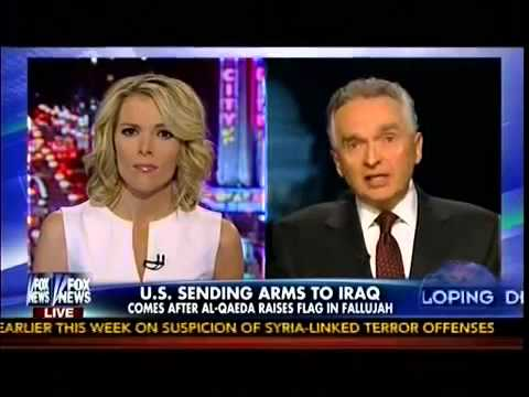 U S  Sending Arms To Iraq Comes After Al Qaeda Raise Flag In Fallujah   1/18/2014