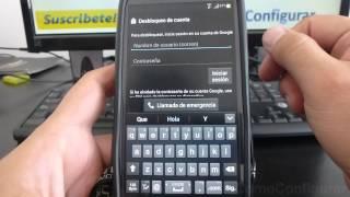 Como Desactivar El Patrón De Desbloqueo Samsung Galaxy S3
