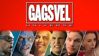 Gagsvel: The Funniest Marvel Superhero Universe