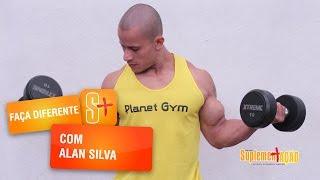 Faça diferente com Alan Silva