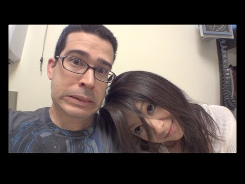 Pirillo Vlog 024 - Diana Goes to the Doctor