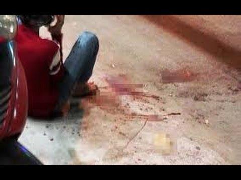 Giang hồ truy sát chém chết 1 người, 1 người đứt lìa tay