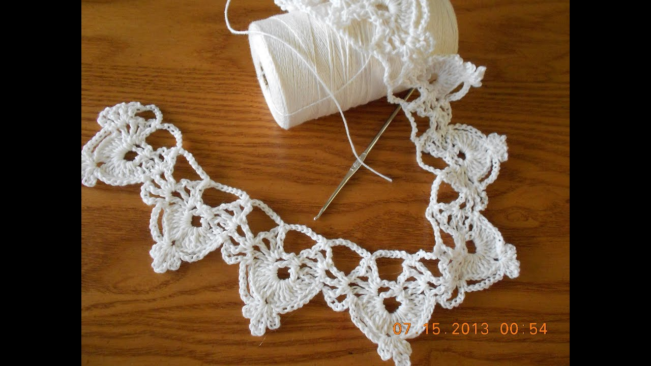 Crochet Youtube Videos : Crochet Youtube