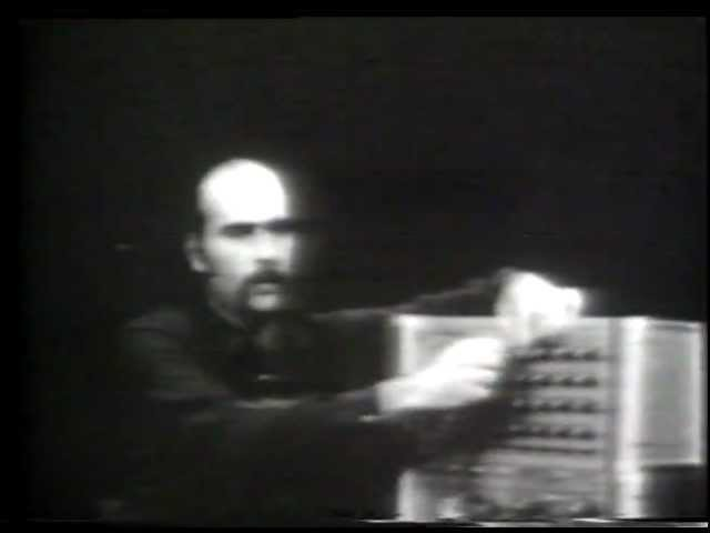 Videowest - Bill Etra on the Rutt/Etra Video Synthesizer