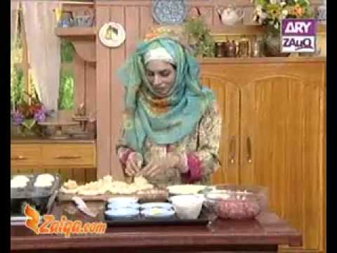 Arabic Kofta With Lemon Sauce, Stuffed Bread And Sadi Daal by Home Cooking 27 nov 2013