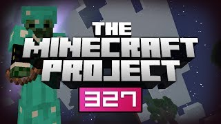 The Great Wall Of Diamonds! - The Minecraft Project Episode #327