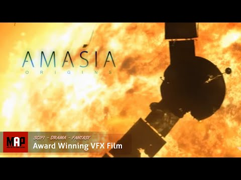 AMASIA - What would happen if Earth's Climate Collapsed - Short Animted Film (Artfx)