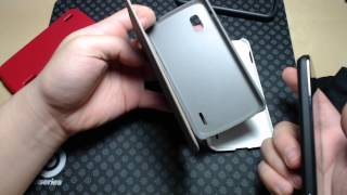 Video Nexus 4 Cases Review: Rearth, Nillkin, And Poetic!
