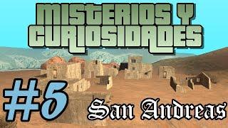 GTA San Andreas- MISTERIOS Y CURIOSIDADES PARTE 5