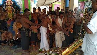 మరిపెడ లో అయ్యప్ప పూజ (వీడియో)