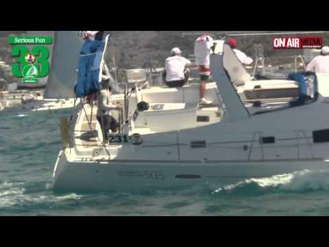 St. Maarten Heineken Regatta 2013: Gill Commodores Cup 2