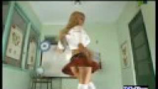 Video Melina Pitra Colegiala