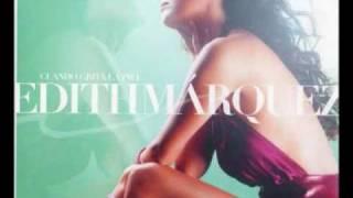 Me faltas tanto (audio) Edith Marquez