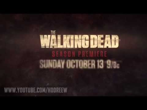 The Walking Dead Season 4  Comic Con Trailer! [HD]