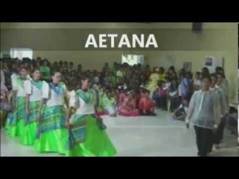 Aetana: A folk dance from Sta. Cruz Marinduque meaning