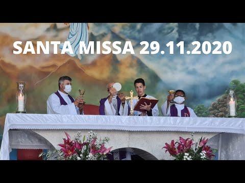 Santa Missa | 29.11.2020 | Domingo | Padre José Sometti | ANSPAZ