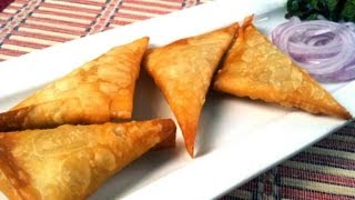 Samosa(Chicken)..