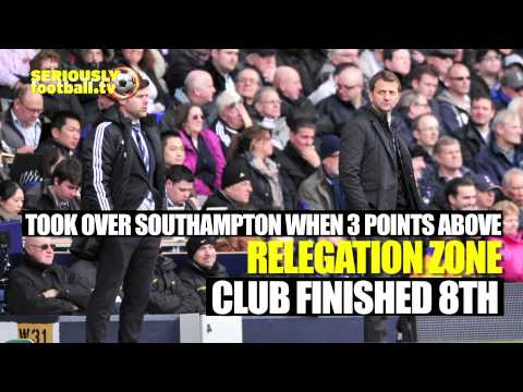 Mauricio Pochettino career reviewed