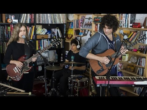 Juana Molina: NPR Music Tiny Desk Concert