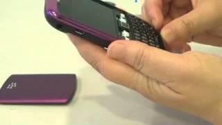 Cambio De Pantalla Blackberry 9300