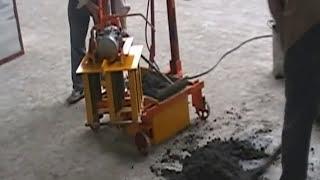 QMR2-45 Small Manual Concrete Block Machine.MOD