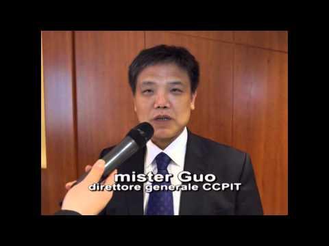 Delegazione cinese del CCPIT in visita a Confindustria Cuneo