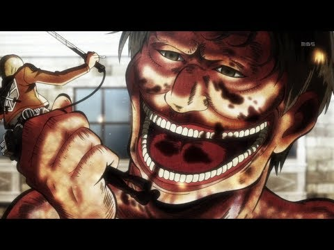 AZ Reaction: Attack on Titan Episode 5, You guys heavily requested my reaction/review of Attack on Titan (Shingeki no Kyojin) Episode 5..so here it is! Again guys, I seriously don't want any spoile...