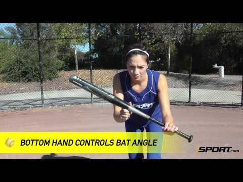 How to Push Bunt in Softball