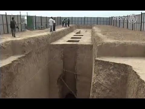 Trung Quốc tìm thấy lăng mộ Thượng Quan Uyển Nhi
