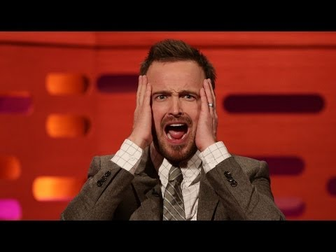 AARON PAUL on BREAKING BAD's