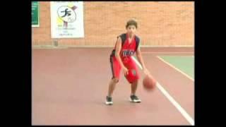 Baloncesto: Como hacer cambio de giro o reversible