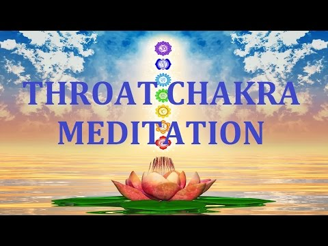 Chakra Throat Guided Meditation: A meditation for speaking out by Jason Stephenson