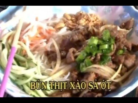 Bun Thit Xao Sa Ot - Xuan Hong