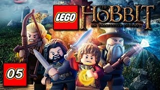 Lego The Hobbit (#5) Radagast i Orki