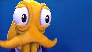 Octodad Launch