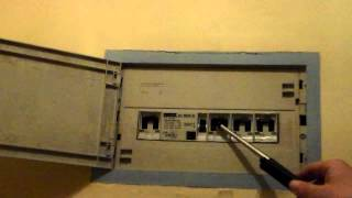 Detectar corto circuito en casa