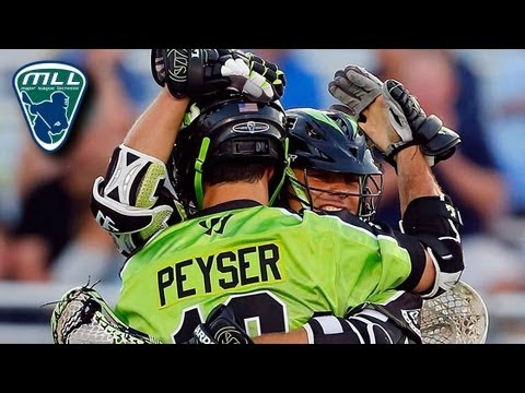 MLL Week 14 Highlights: Ohio Machine vs New York Lizards