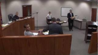 Criminal Justice- Mock Trial