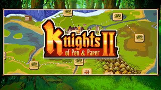 Knights of Pen & Paper 2 - 60 FPS Gameplay Experience